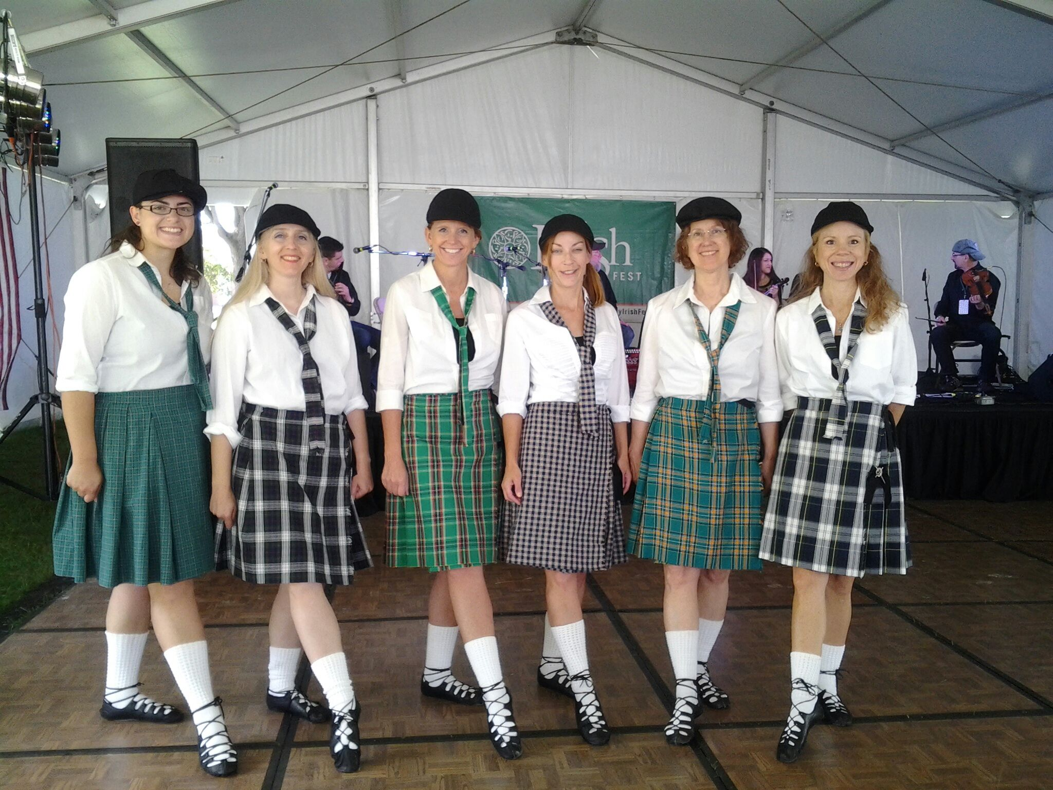 Irish Blessings Dancers
